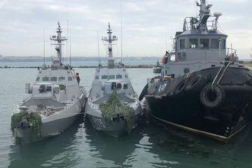 Nga phong tỏa Eo biển Kerch, 'nhốt' Ukraine ở biển Azov