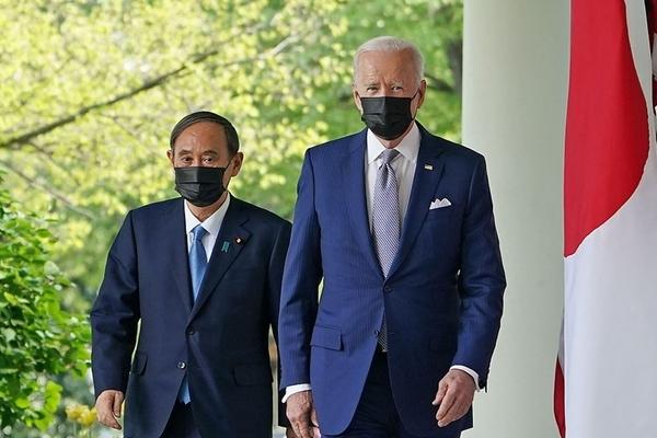 Trung Quốc 'nổi đóa' sau tuyên bố chung của Mỹ - Nhật