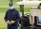 Ông Joe Biden lần đầu tiên đi chơi golf trên cương vị Tổng thống Mỹ