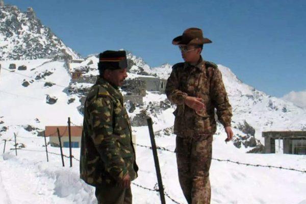 tranh chấp biên giới,quân đội trung quốc,quân đội ấn độ
