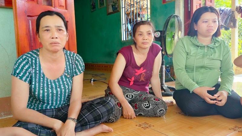 Quảng Nam: 9 ngư dân đi câu mực bị bắt giữ ở Thái Lan, người nhà mỏi mòn trông tin