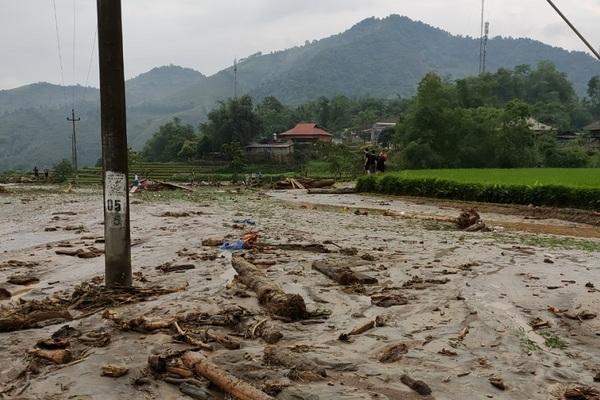 khắc phục hậu quả mưa lũ,phòng chống thiên tai,vùng núi,lũ ống,sạt lở đất,thiên tai