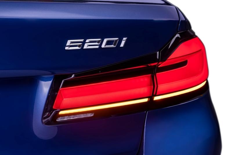 BMW 5 Series mới chính thức ra mắt tại Việt Nam