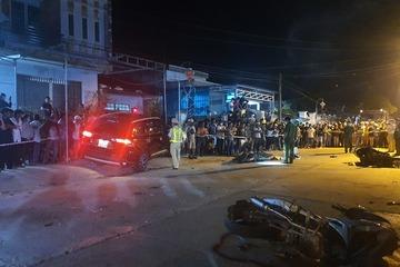 Quảng Nam: Bắt tạm giam tài xế gây tai nạn làm 7 người thương vong