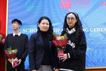 ĐH Quốc gia Hà Nội tặng học bổng lên đến 260 triệu đồng/năm