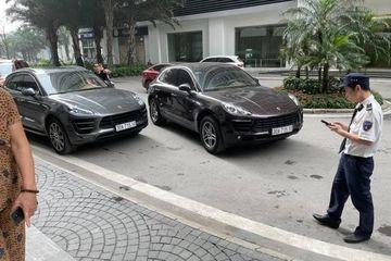 Thêm 2 xe siêu sang trùng biển số gặp nhau ở Hà Nội: Công an Hà Nội nói gì?