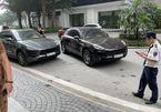 Công an Hà Nội chỉ rõ thật giả giữa 2 xe ô tô Porsche trùng biển số