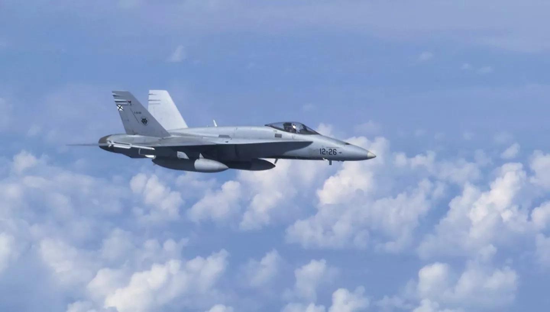 Số lượng kỷ lục máy bay chiến đấu NATO áp sát biên giới Nga