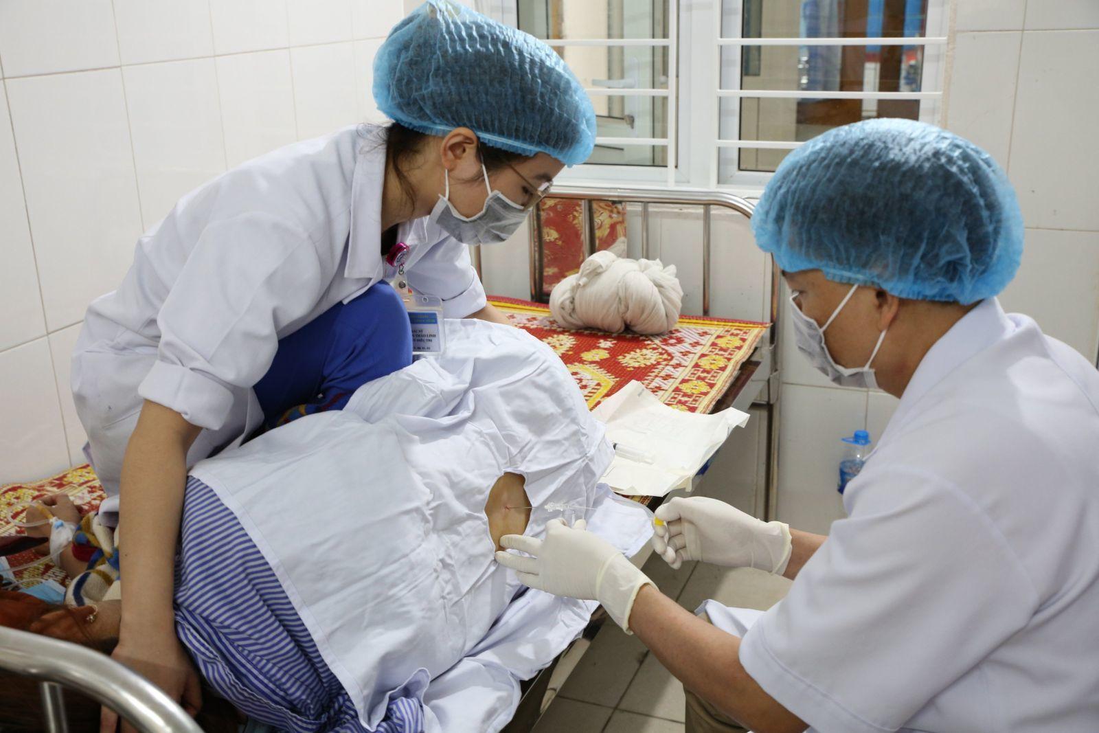 Sự thật tin đồn về dịch viêm màng não tại Hà Tĩnh