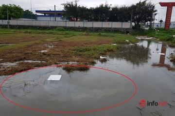 Hà Tĩnh: Tràn dầu hay xả thải dầu cặn ở cửa hàng xăng dầu Thạch Thanh?