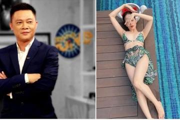 Nhan sắc Lệ Quyên tuổi 40 khiến BTV Quang Minh chỉ dám bình luận bằng 1 chữ này
