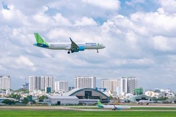 Nhu cầu di chuyển tăng vọt, hàng không Việt liên tiếp mở mới đường bay trước thềm nghỉ lễ