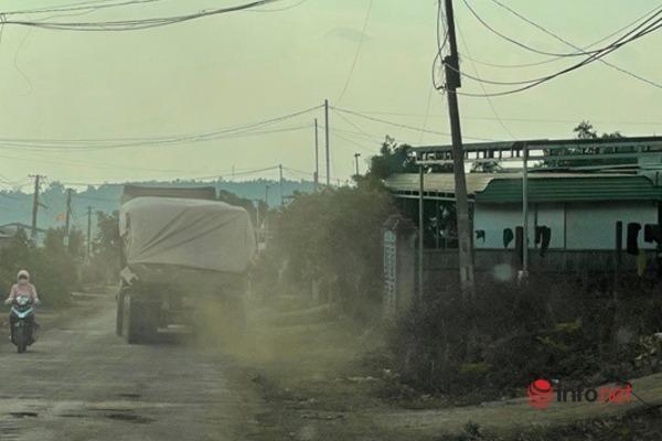 Đắk Lắk: Mỏ đá tai tiếng nằm giữa khu dân cư hết hạn khai thác vẫn rầm rập tận thu