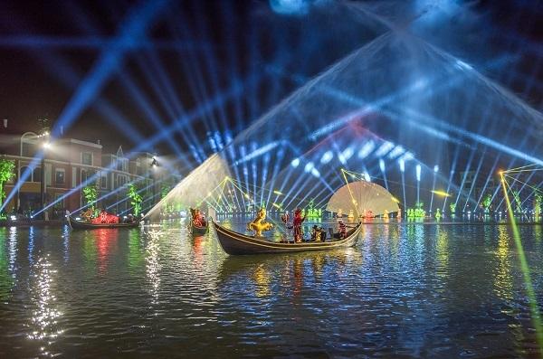Vingroup chính thức khai trương Siêu quần thể 'vũ trụ du lịch' hàng đầu Đông Nam Á - Phú Quốc United Center