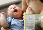 4 lần cai sữa thất bại, bà mẹ vội lên mạng mua thuốc cai sữa mà đâu biết nguy cơ tiềm tàng
