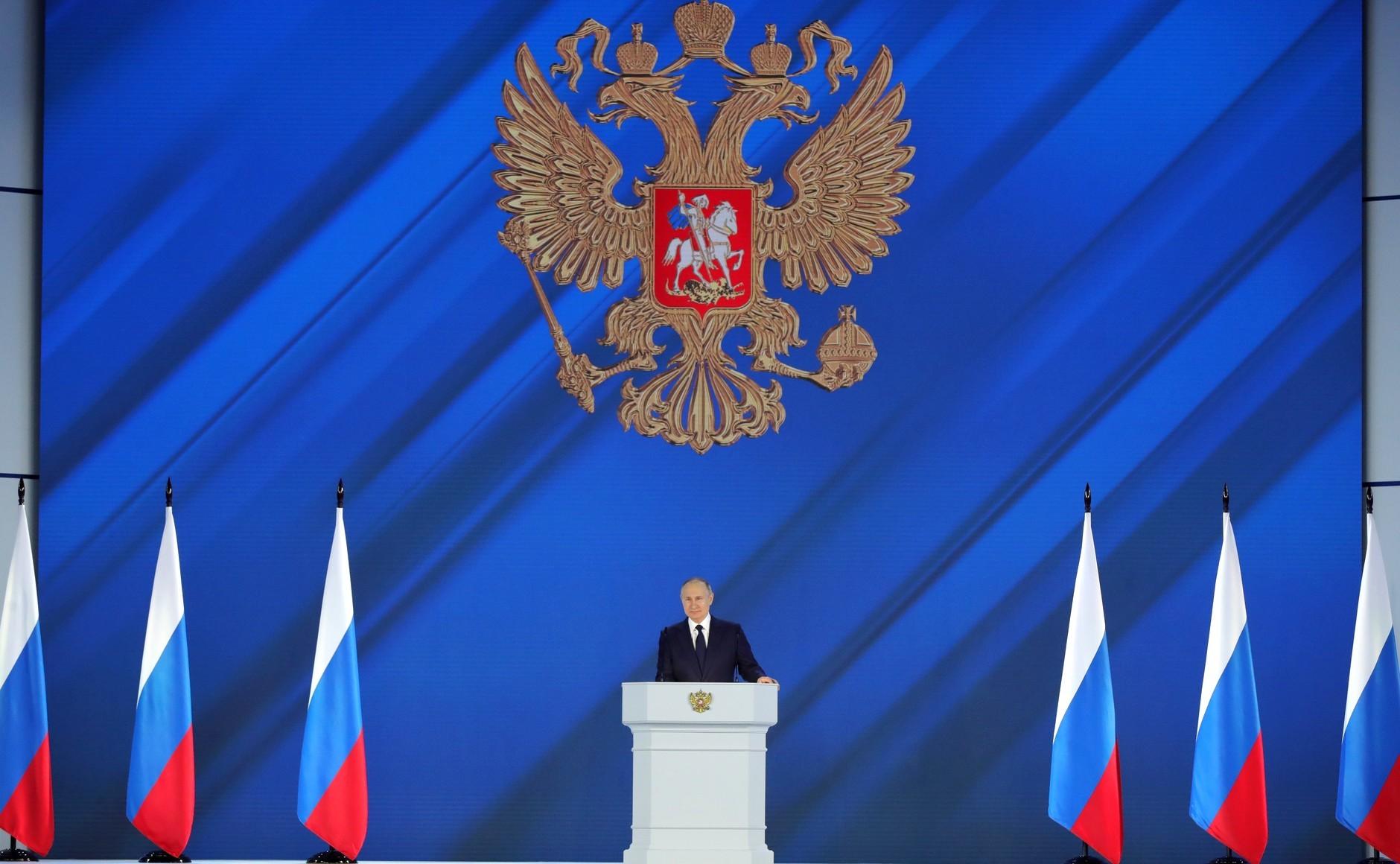 Thông điệp Liên bang 2021 của Tổng thống Nga Putin có gì mới?