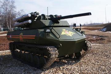 Những tính toán của Nga khi thành lập đơn vị robot chiến đấu đầu tiên