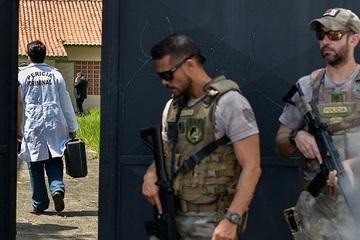Brazil bắt giữ một trong những trùm vũ khí nguy hiểm nhất thế giới