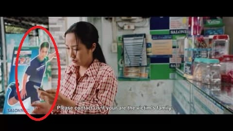 Công Phượng vào phim 'Lật mặt: 48H' trong phân cảnh không ai ngờ tới