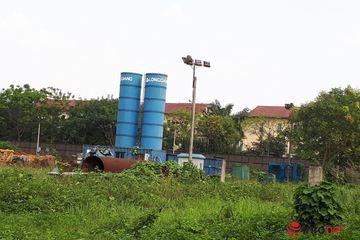 """Sắp hết gia hạn, dự án ôm """"đất vàng"""" của Công ty Long Giang vẫn um tùm cỏ giữa Hà Nội, liệu có bị thu hồi?"""