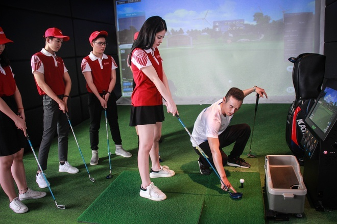 Sự thật bất ngờ về cơ hội việc làm khi học chuyên ngành Golf bị gán nhãn 'quý tộc'