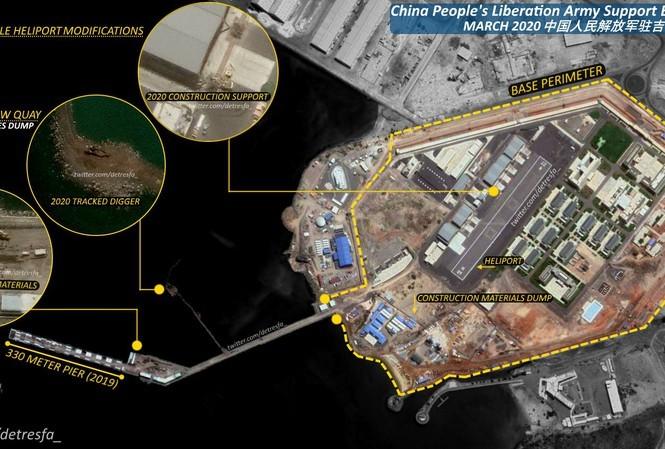 Mỹ nâng cao cảnh giác khi tàu sân bay Trung Quốc chuẩn bị ra biển lớn