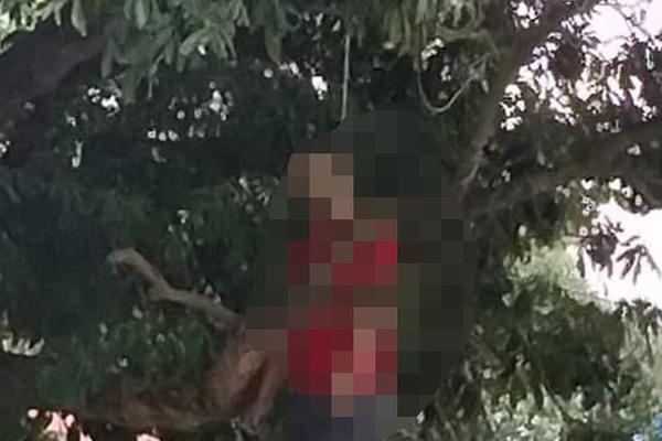 Người đàn ông treo cổ tự tử nghi do vợ ngoại tình, công an đang điều tra