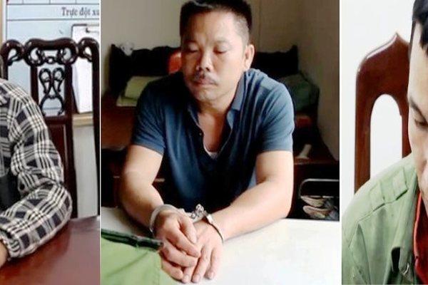 Nghệ An: Bắt băng nhóm trộm chó, dùng bình xịt hơi cay để chống trả