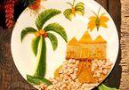 """Mê tít những đĩa đồ ăn """"hoa lá cành"""" của mẹ Việt"""