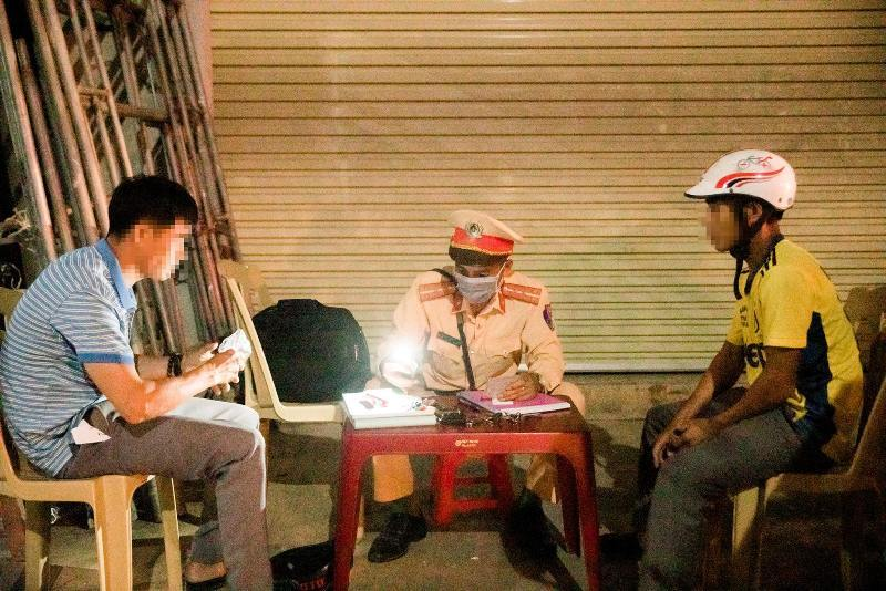 Hà Tĩnh: Công an Hương Sơn xử phạt gần 80 phương tiện vi phạm trong 1 tháng