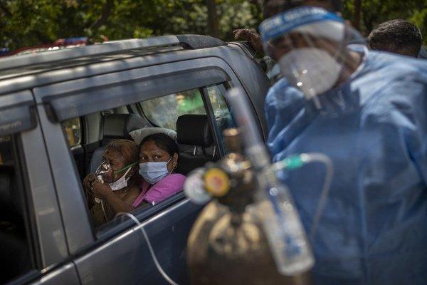 Tòa án Ấn Độ tuyên bố sẵn sàng 'treo cổ' bất cứ ai cản đường vận chuyển oxy