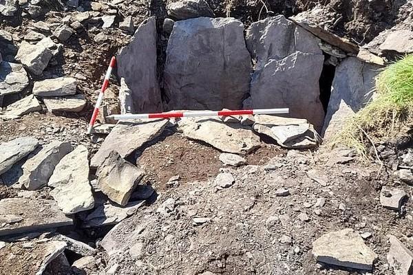 Ngôi mộ cổ nghìn năm tuổi hé lộ nghi lễ chôn cất thời tiền sử