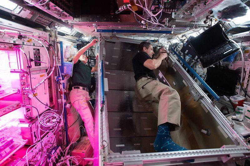 11 người trên Trạm vũ trụ quốc tế, lập kỷ lục mới nhưng phi hành gia lo thiếu chỗ ngủ?