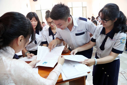 đăng ký xét tuyển đại học 2021