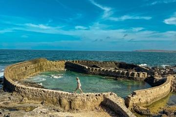"""Chàng trai du lịch đảo Phú Quý với chi phí """"siêu rẻ"""", địa điểm check-in đẹp như thiên đường"""