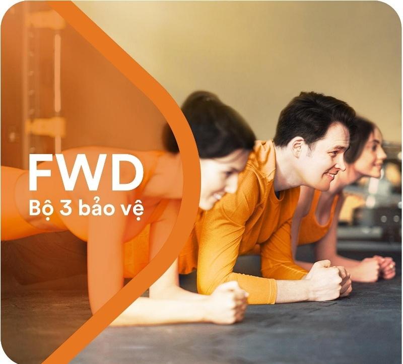 """Bảo vệ bạn đồng thời trước 3 bệnh hiểm nghèo với """"FWD Bộ 3 bảo vệ"""""""