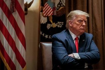 Ông Trump bị gửi hóa đơn đòi nợ đến tận nhà