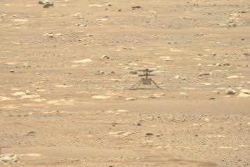 Trực thăng sao Hỏa thực hiện 'bước nhảy vọt' bay nhanh, xa kỷ lục