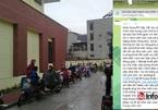 Hà Nội: Phụ huynh được huy động góp tiền làm đường hoa 144 triệu lúc sắp hết năm học