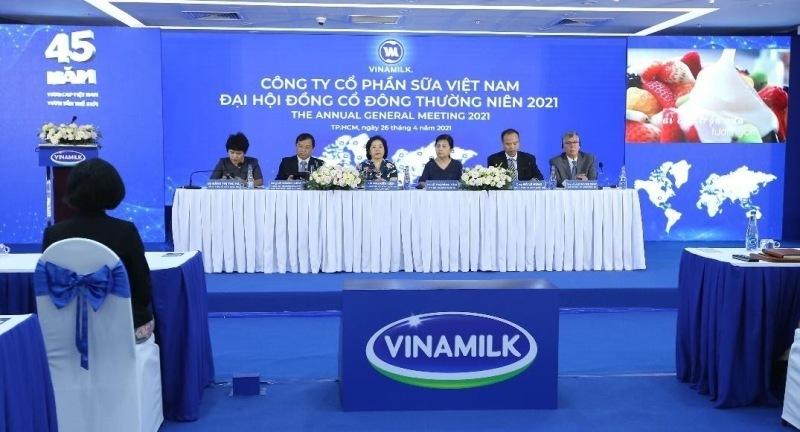 Vinamilk tập trung đầu tư các dự án lớn, chú trọng phát triển bền vững và quản trị doanh nghiệp