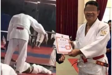 Cậu bé 7 tuổi chết não vì bị thầy giáo judo ép luyện tập