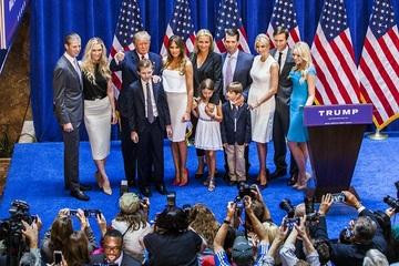 """""""Luật bất thành văn"""" trong dạy con của ông Donald Trump đem lại hiệu quả khiến cả thế giới ngưỡng mộ"""