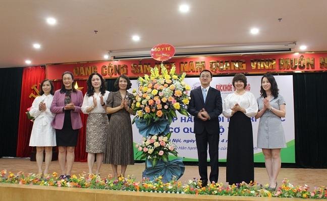 Ra mắt câu lạc bộ nữ tri thức Bộ Y tế