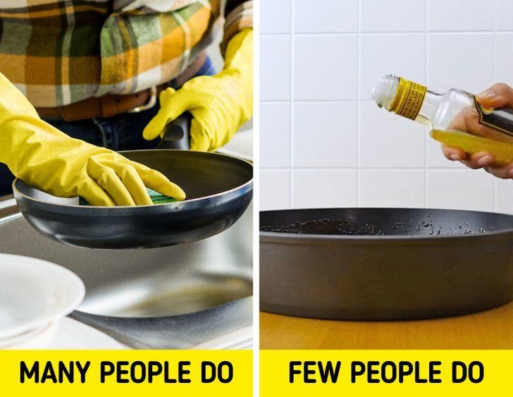 Các mẹo vặt dọn dẹp nhà cửa vừa sạch sẽ vừa tiết kiệm thời gian
