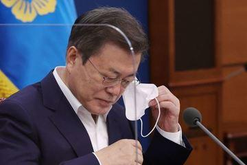 Tổng thống Hàn Quốc bị chỉ trích vì dự bữa tiệc tối 5 người