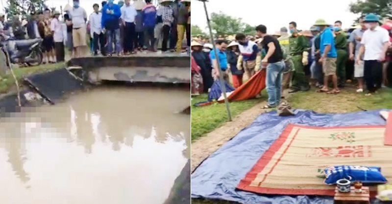 Tìm thân nhân người phụ nữ tử vong, trôi trên kênh thủy lợi ở Nghệ An