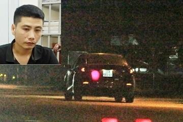Nghệ An: Tạm giữ lái xe vi phạm tốc độ, tông CSGT rồi bỏ trốn
