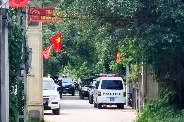 Nổ súng,tử vong,xã Nghi Kim,TP Vinh,khám nghiệm,điều tra,Nghệ An