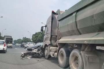 Nghỉ lễ 30/4 xảy ra 24 vụ tai nạn giao thông, 13 người chết