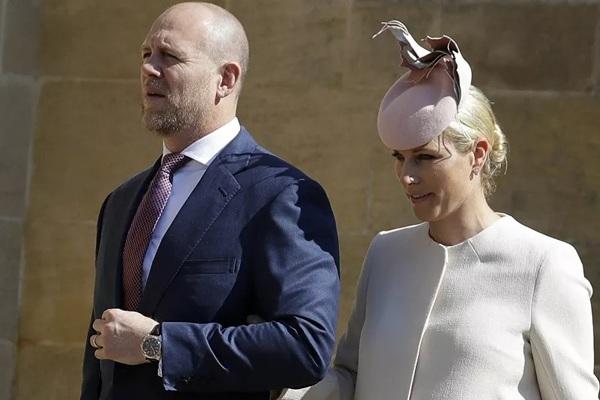 Chuyện chưa kể về ca sinh con trong nhà tắm của cháu ngoại Nữ hoàng Anh